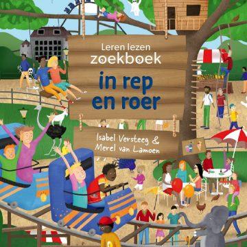 Zoekboek In Rep en Roer cover